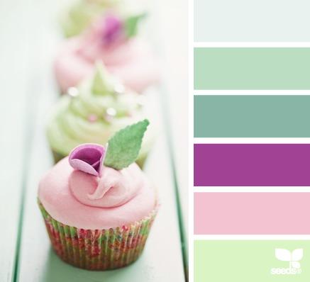 seeds color 7 世界上最优雅的配色
