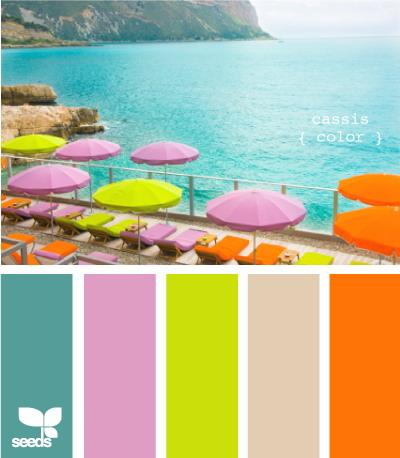seeds color 9 世界上最优雅的配色