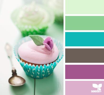 seeds color 11 世界上最优雅的配色